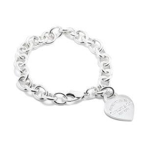 Authentic Tiffany & Co. Return to Tiffany Bracelet